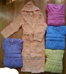 махровые халаты натуральный хлопок размеры разные