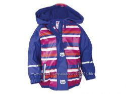 Куртка-дождевик на флисе от немецкого бренда Lupilu