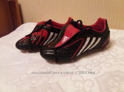 Футбольні бутси Adidas predator 34р 21. 5см