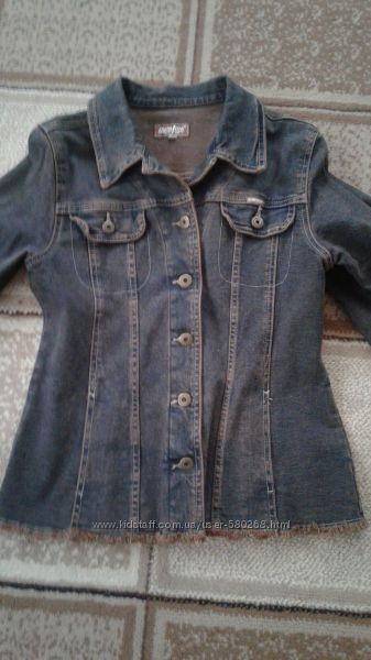 джинсовая куртка Gloria Jeans для девочки 12-15лет