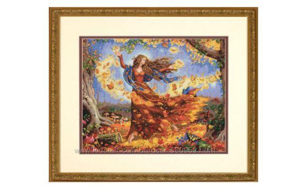 Набор для вышивки Dimensions Fall Fairy