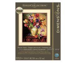 Набор для вышивки Dimensions Parrot Tulips