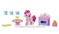 Набор My Little Pony Pop Pinkie Pie Bakery, Fluttershy Cottag Decorator Kit
