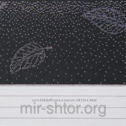 Рулонные шторы День-ночь Ткань Канны Чёрный