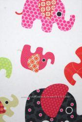 Рулонные шторы Одесса Ткань Кидс детская тематика 4 вида