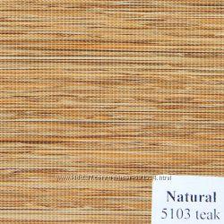 Рулонные шторы Одесса Ткань Natural 5 цветов