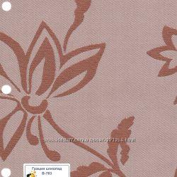 Рулонные шторы Одесса Ткань Грация 5 цветов