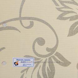 Рулонные шторы Одесса Ткань Версаль 4 цвета
