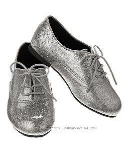 Очень класссные брендовые туфли-оксфорды р 8