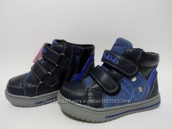 Демисезонные ботинки на мальчика TM LILIN 22р