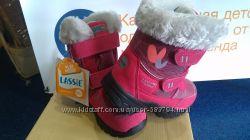 ботинки зима термо Lassi by reima размер  28, 29, 30