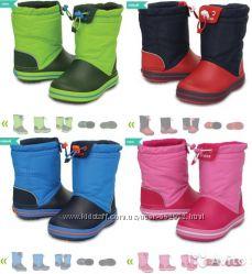Сапожки Crocs LodgePoint boot