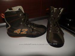 Демисезонные ботинки GEOX р-34