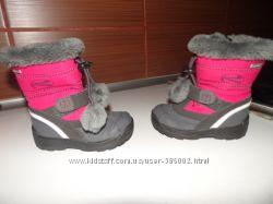 Зимние ботинки RICHTER Gore-tex р-21