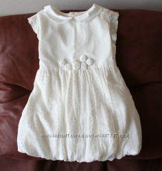 Нарядное платье Gulliver на девочку 4-5лет