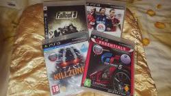 Диски, набор, комплект, PS3