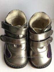 Ботинки Little blue lamb, 23р, стелька 14, 3см