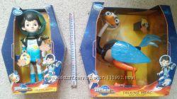 Miles from Tomorrowland - Miles та його друг птах Merc. Оригінал Disney.