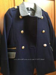 Пальто шерсть original Marie&acutes  juicy couture оригинал новые