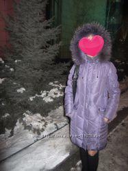 куртка удлинённая скидка- 100 грн срочно