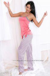 Красивый ночной комплект пижама