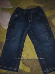 Очень хорошие плотные джинсы Palomino 92см