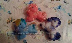 Мыло ручной работы My litle pony