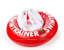 Круг для купания swimtrainer красный от 3 мес. 4-15кг