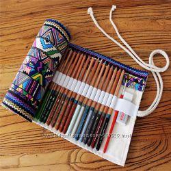 Портативный Школьный Пенал на 36, 48, 72 карандаша