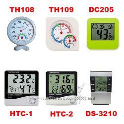 Термометры. Гигрометры. Измерители влажности