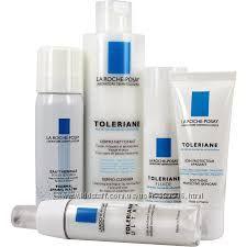 La Roche-Posay Toleriane вся серия для аллергической и чувствительной кожи