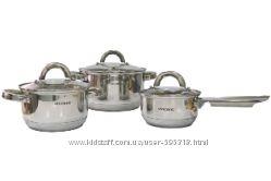 Кастрюли и наборы посуды ТМ Vincent
