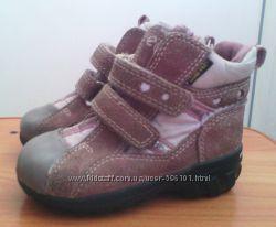 зимние термо ботинки ЕССО р. 20-13см. по стельке