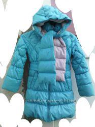Зимний пуховик-пальто Snowimage Junior р. 116