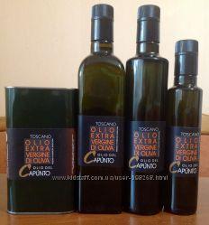 Эксклюзив. Оливковое масло Toscano Olio Del Capunto, Италия