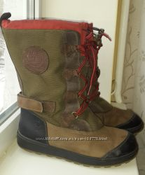 Зимние сапоги Timberland р-р 38, стелька 25см