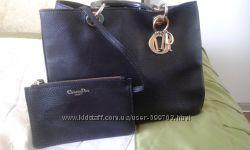 шикарная сумка Dior, оригинал