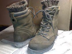 Ботинки Caf e Noir зима 40