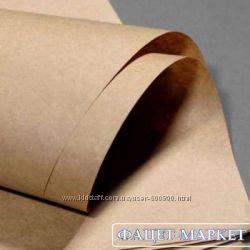 Крафт бумага А4 и А3 для скрапбукинга, декора, упаковки, рукоделия