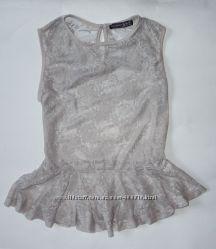 Кружевная лёгкая блузка  S-XS