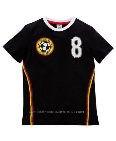 Новая фирменная футболка тм КИК серия Футбольная команда 8