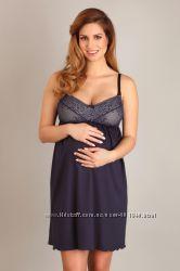 Польские рубашки  LupoLine  для беременных и кормления по ценам склада