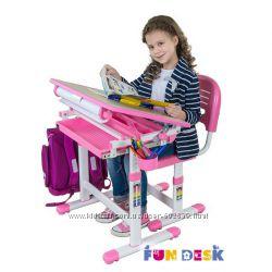 Парта Fun Desk и стульчик Bambino