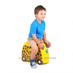 Чемодан детский Trunki Gerry the Giraffe - Жираф