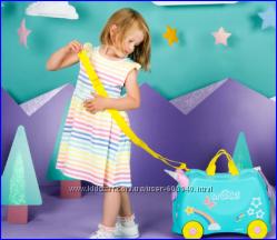 Детский чемоданчик Trunki Una the Unicorn TRU-0287