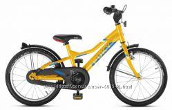 Двухколесный велосипед Puky ZLX 18 Alu 4371 orange оранжевый
