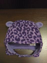 Красивая демисезонная шапочка Childrens Place на девочку