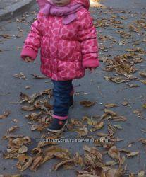 Стильная и теплая куртка Mothercare ,  3-4 года