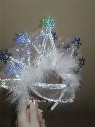 Корона для Новогодних утренников девочке