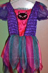 Карнавальное платье феи-волшебницы со шляпой, р. 92-98